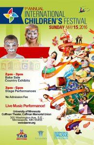 Flyer - 2016 Children's Festivalx500